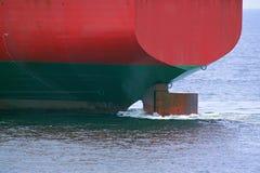 Zufuhrschiff Stockfotografie