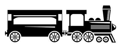 Zug Stockfoto