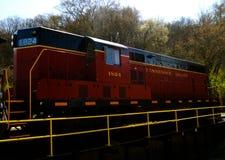 Zug Stockbild