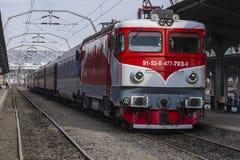 Zug lizenzfreies stockfoto