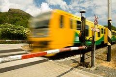 Zug Stockfotografie
