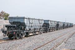 Zug-Anhänger Stockfoto