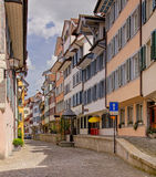 Zug old town - HDR image Royalty Free Stock Images