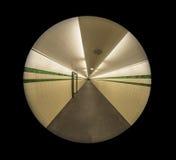 Zug-Tunnel Stockfotos