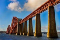 Zugbrücke Stockfoto
