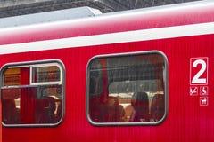 Zuglastwagen stockfotos