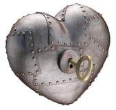 Zugreifen auf das Herz Stockfotos