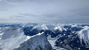 Zugspitze Fotografia Royalty Free