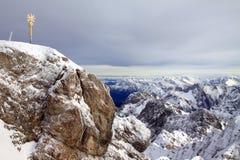Zugspitze Foto de Stock