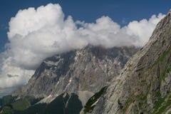 Zugspitze στοκ εικόνα