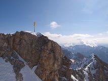 Zugspitze Lizenzfreies Stockbild