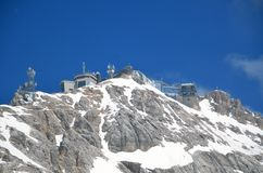 Zugspitze Stock Photography