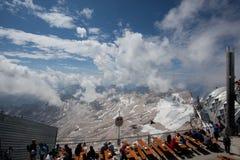 Zugspitze Lizenzfreies Stockfoto