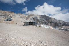 Zugspitze Photographie stock