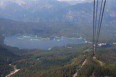 Zugspitze Stockfotografie
