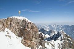 Zugspitze Stock Foto