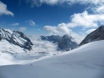 Zugspitze Royalty-vrije Stock Foto