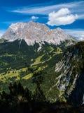 Zugspitze Fotografering för Bildbyråer