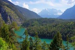 Zugspitze Royaltyfri Bild
