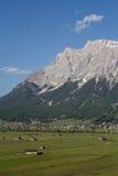 Zugspitze Imagen de archivo libre de regalías