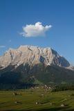 Zugspitze Fotos de archivo