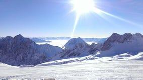 Zugspitze Image stock