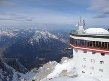 Zugspitze Stock Afbeelding