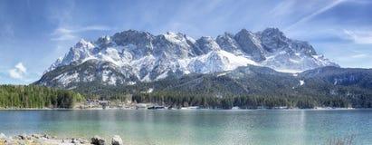 Zugspitze fotografía de archivo