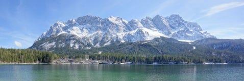 Zugspitze Стоковая Фотография