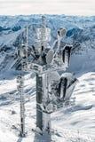Zugspitze Foto de archivo libre de regalías