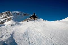 Zugspitze Immagini Stock Libere da Diritti