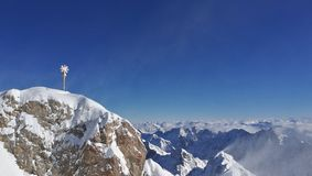 Zugspitze Photo stock