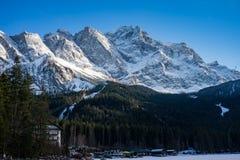 Zugspitze Стоковые Изображения