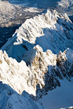 Zugspitze area Royalty Free Stock Photo