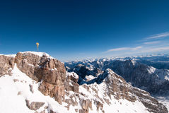 Zugspitze, Germany Royalty Free Stock Images