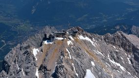 Zugspitze Royalty Free Stock Photography