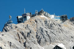 Zugspitze Stock Image
