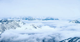 Zugspitze-Reisefoto - Germany's-höchste Erhebung Stockbilder