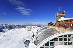 Zugspitze Royalty Free Stock Photos