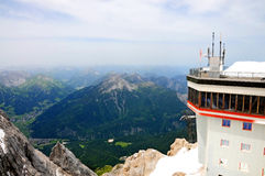 Zugspitze Royalty Free Stock Photos