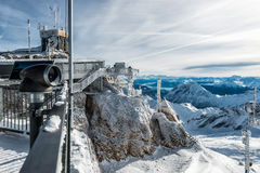 Zugspitze Stock Images