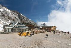 Zugspitzplatt On The Zugspitze, editorial Royalty Free Stock Photo