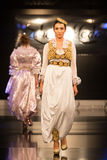 Zuhal Moda, Balkanlarin Buyulu Atesi Catwalk Royalty Free Stock Photos