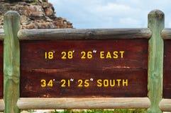 Zuid-Afrika, Westelijke Kaap, Kaapschiereiland Royalty-vrije Stock Afbeeldingen