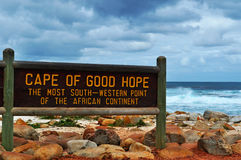 Zuid-Afrika, Westelijke Kaap, Kaapschiereiland Royalty-vrije Stock Fotografie