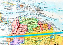 Zuid-Amerika Royalty-vrije Stock Afbeeldingen