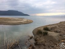 Zuid-Evvoia, eiland Griekenland Royalty-vrije Stock Foto's