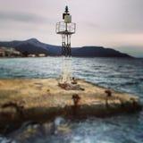 Zuid-Evvoia, eiland Griekenland Royalty-vrije Stock Fotografie