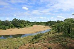 Zuidafrikaans landschap Stock Afbeelding