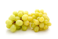 Zuidafrikaanse groene druiven Stock Fotografie